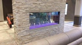 DaVinci Gas Fireplace