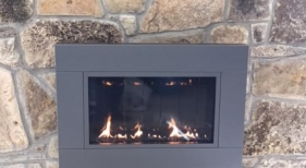 Heartstone Aurora Orion Gas Fireplace
