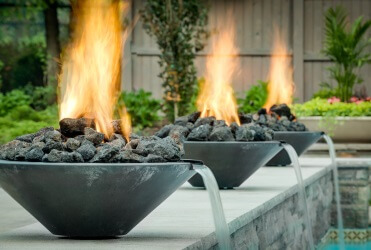 Fire Water Bowls